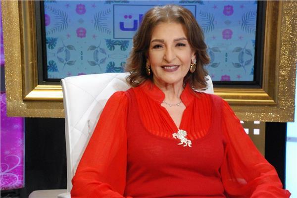 الفنانة ليلى عز العرب