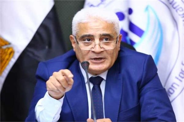 جمال عوض رئيس الهيئة القومية للتأمين الاجتماعي