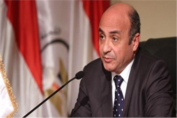 المستشار عمر مروان وزير العدل