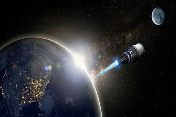 صورة شاهد| الجيش الأمريكي يستعد لغزو الفضاء بصواريخ نووية
