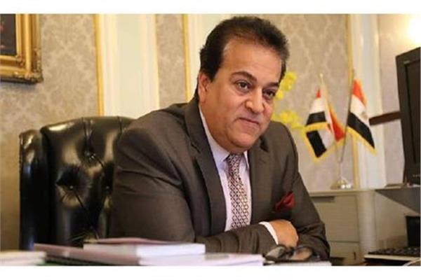 وزير التعليم العالى والبحث العلمى