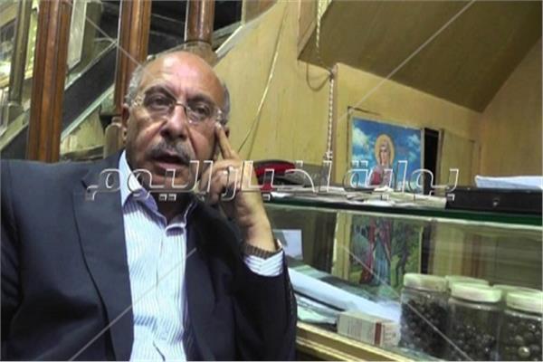 الدكتور وصفي واصف رئيس شعبة الذهب والمجوهرات باتحاد الغرف التجارية