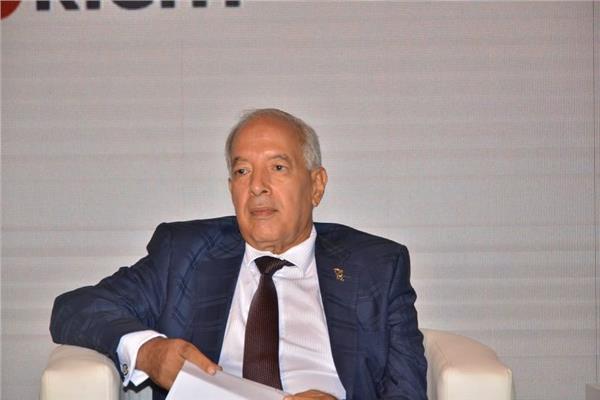 رضا عبدالمعطي نائب رئيس مجلس إدارة الهيئة العامة للرقابة المالية