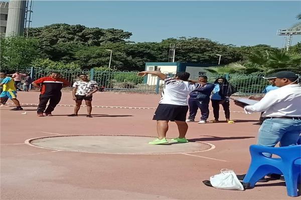 منافسات اليوم الأول لأولمبياد الطفل المصري
