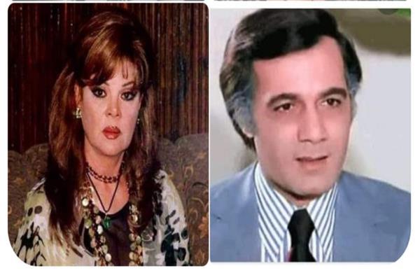 صفاء أبو السعود ومحمود ياسين