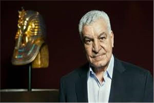 عالم الآثار المصرية الدكتور زاهي حواس