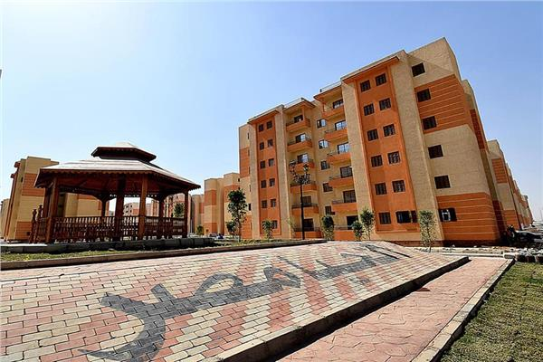 وحدات سكنية كاملة التشطيب لمحدودى ومتوسطى الدخل