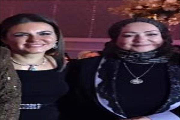 الدكتورة سحر نصر، وزيرة الاستثمار والتعاون الدولى السابقة