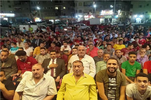 بعد فوز الأهلي علي الوداد .. جماهير الزمالك مبروك للأهلي