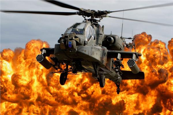فيديو| تكنولوجيا جديدة لتطوير تكتيكات هجوم المروحيات الأمريكية المقاتلة