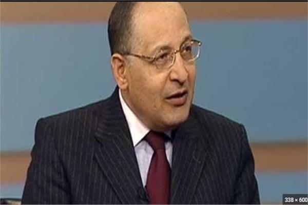 السفير الدكتور عزت سعد مدير المجلس المصري للشؤون الخارجية