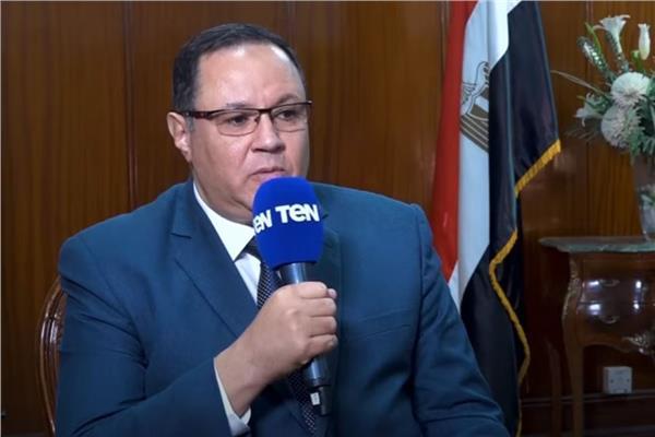 الدكتور محمد هاشم، رئيس المركز القومي للبحوث