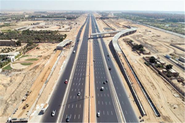 مشروعات الطرق الجديدة محاور عملاقة لخدمة التنمية