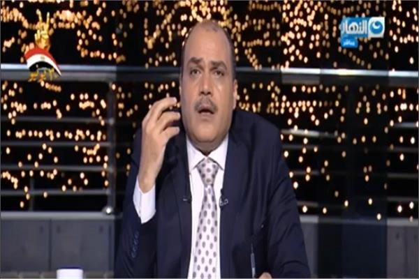 الإعلامى الدكتور محمد الباز