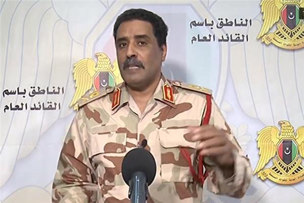 اللواء احمد المسمارى