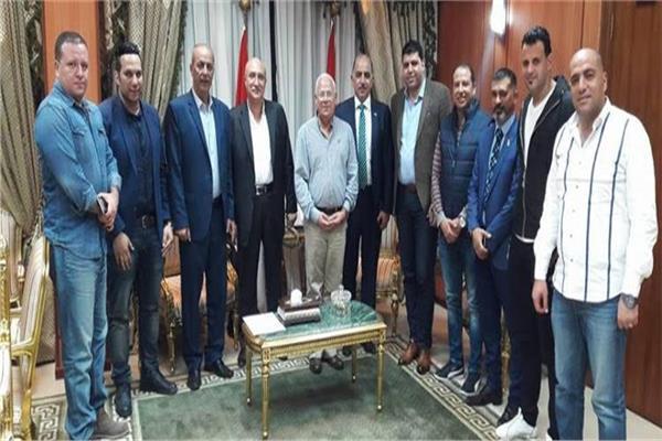 مجلس إدارة المصري