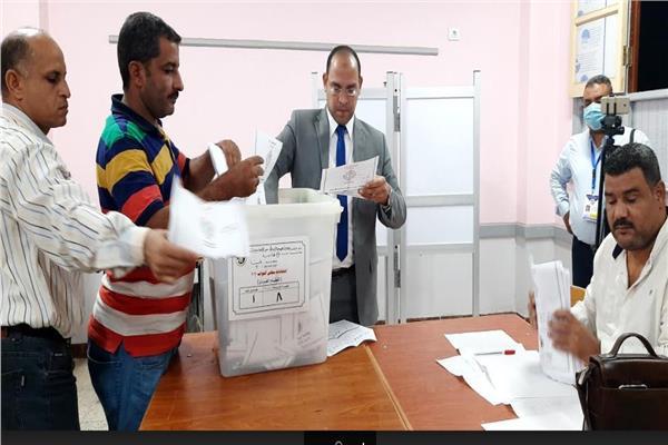 غلق اللجان وبدء الفرز في انتخابات مجلس النواب