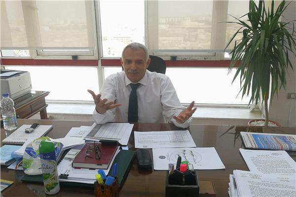 محمد عبد الفتاح مساعد وزير المالية لشؤون الموازنة