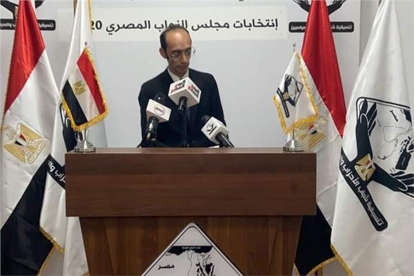 محمد عبد العزيز - مدير غرفة عمليات تنسيقية شباب الأحزاب