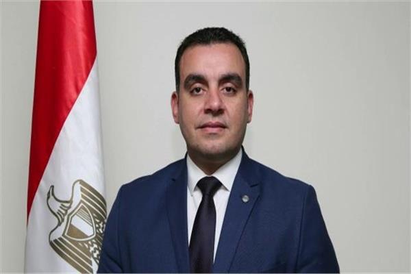 المهندس محمد السباعي المتحدث بإسم وزارة الري والموارد المائية