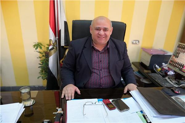 د. أشرف خليل مدير معهد أمراض النبات بمركز البحوث الزراعية