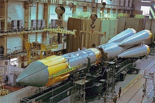 صورة «روس كوسموس» تستعد للإطلاق الثاني لصواريخ «أنغارا» الخفيفة المطورة