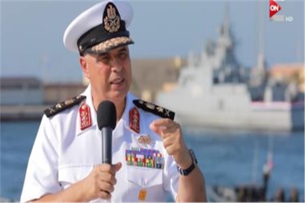 قائد القوات البحرية: نراقب ونؤمن «مناطقنا الاقتصادية» من المخاطر