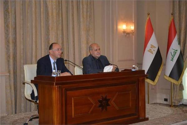 انطلاق اجتماعات اللجنة المصرية العراقية على مستوى الخبراء ببغداد