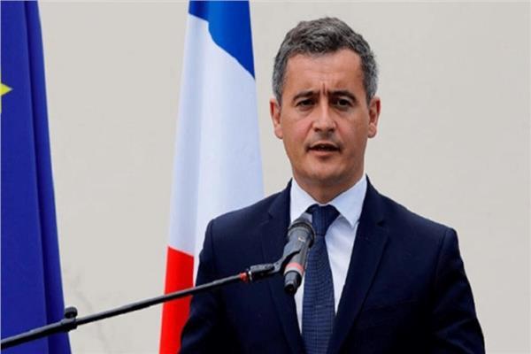 وزير الداخلية الفرنسي جيرالد ديرمانين