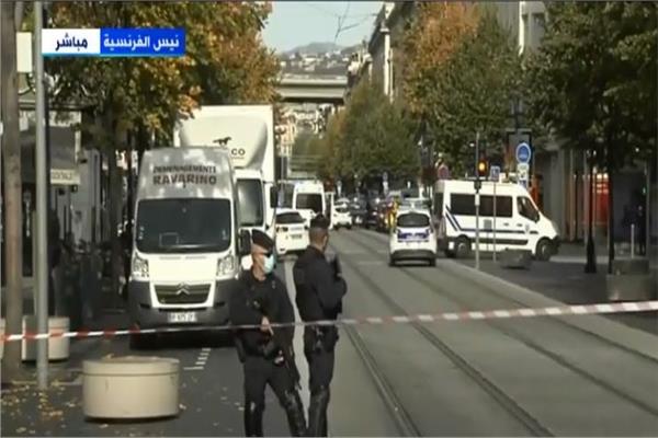 الحادث الإرهابي في نيس الفرنسية