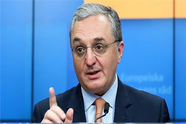وزير الخارجية الأرميني زهراب مناتساكانيان