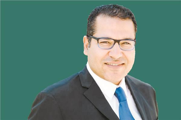 د. سامح سعد رئيس وحدة بيولوجيا الأورام بمستشفى ٥٧٣٥٧