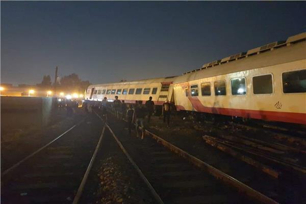 قطار طنطا