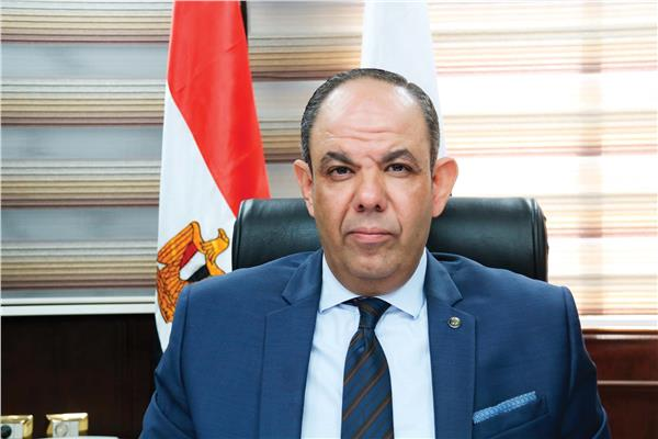 الدكتور أحمد سمير فرج، القائم بأعمال رئيس جهاز حماية المستهلك