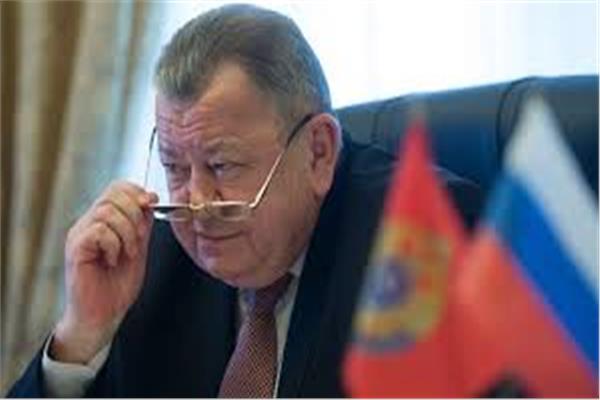 أوليج سيرومولوتوف، نائب وزير الخارجية الروسي