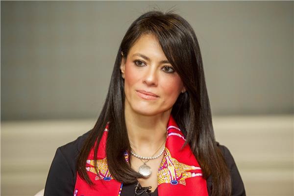 الدكتورة رانيا المشاطأ وزيرة التعاون الدولي