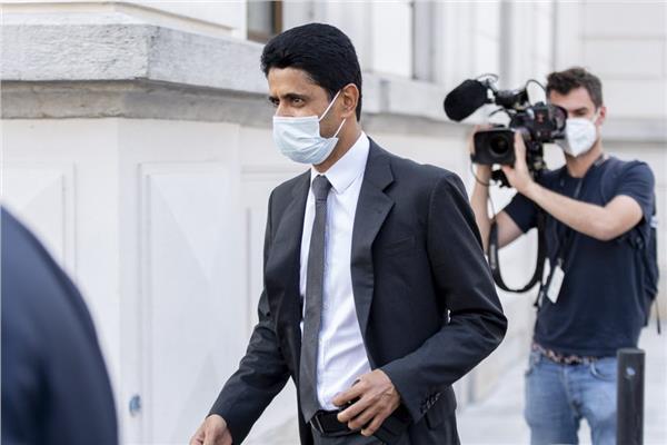 ناصر الخليفي، رئيس نادي باريس سان جيرمان الفرنسي