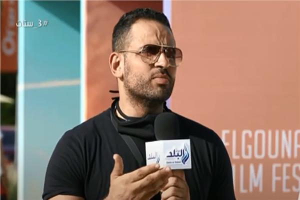 الفنان عمر السعيد