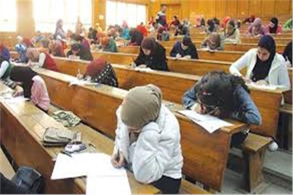 طلاب الجامعات- صورة أرشيفية