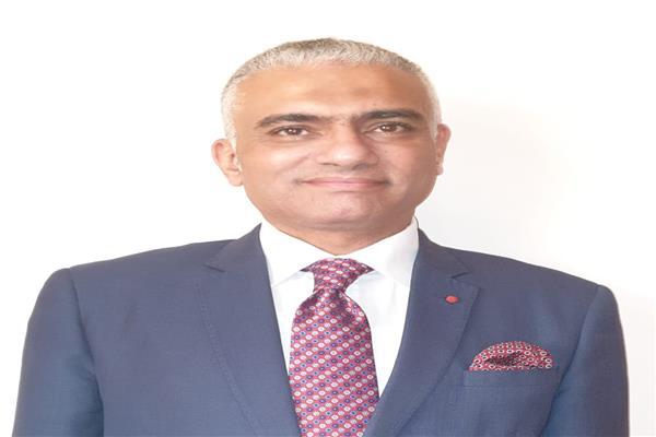 أشرف سعد رئيس جامعة الملك سلمان الدولية