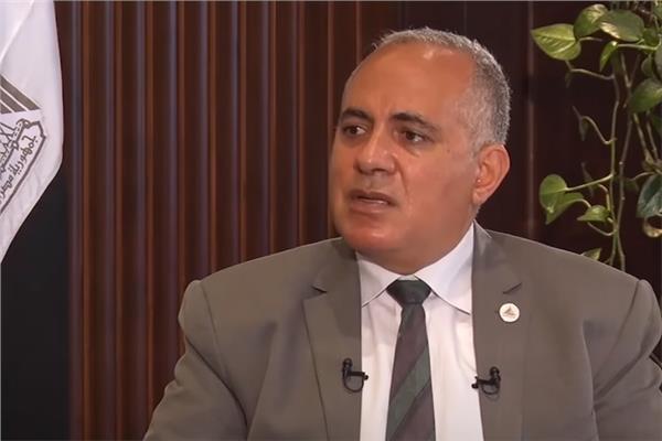 الدكتور محمد عبد العاطي - وزير الري المصري