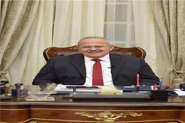محمد عثمان الخشت رئيس الجامعة