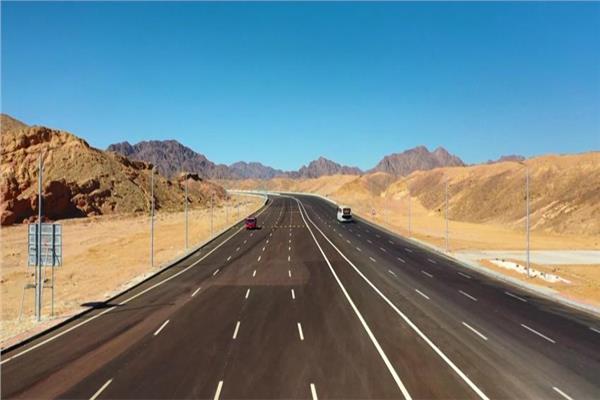 طريق «النفق - شرم الشيخ»