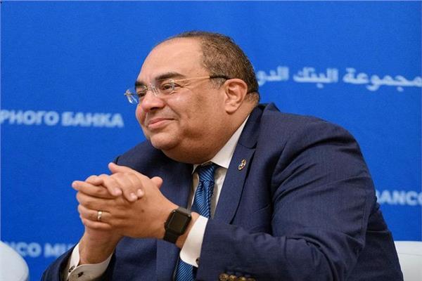 محمود محي الدين المدير التنفيذي لصندوق النقد الدولي
