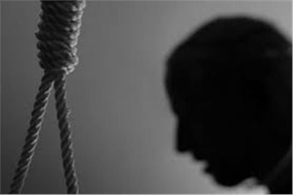 صورة تعبيرية للطالب المنتحر