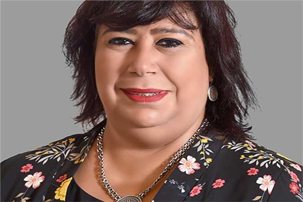 وزيرة الثقافة