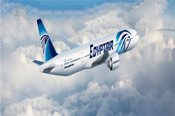 صورة أرشيفية- طائرة مصر للطيران