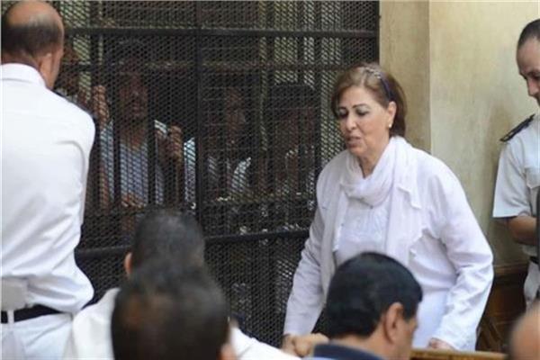 سعاد الخولي نائب محافظ الإسكندرية الأسبق