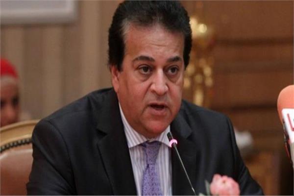 وزير التعليم العالي الدكتور خالد عبد الغفار