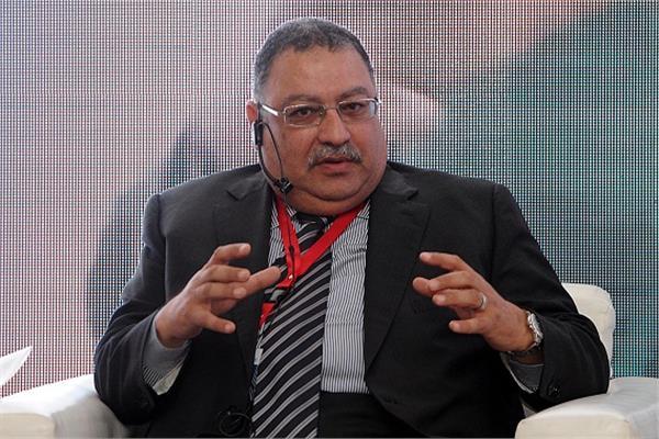 محمد ماهر،الخبير باسواق المال